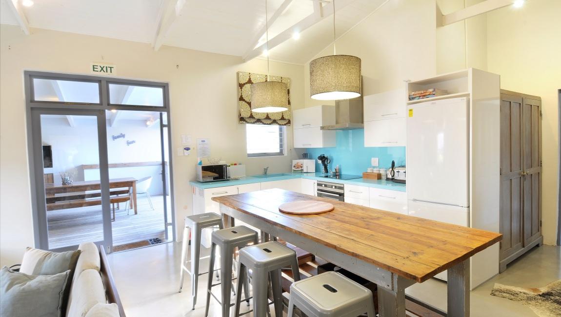 Our stylish modern kitchen