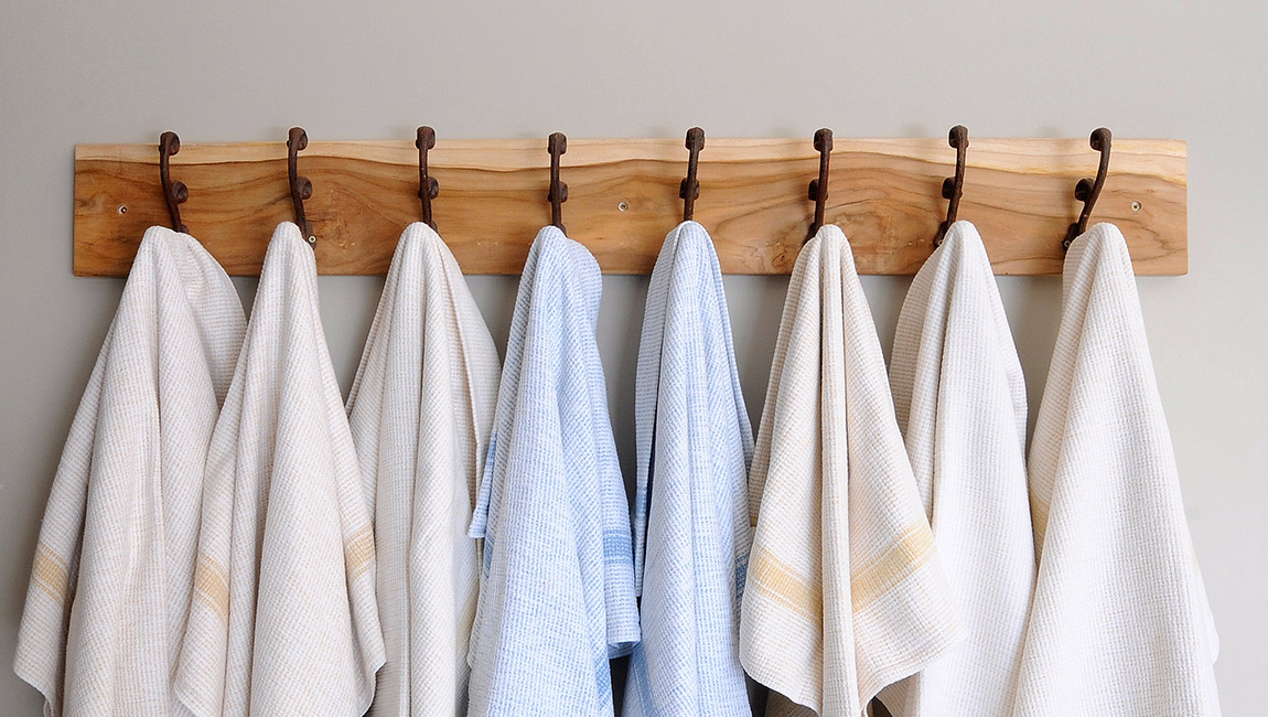Mungo cotton towels for your beach trips